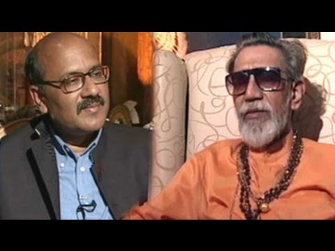 Walk The Talk: Bal Thackeray on the movie Sarkaar (Aired: January 2007)