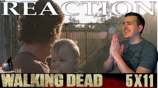 The Walking Dead S05E11 'The Distance' Reaction / Review