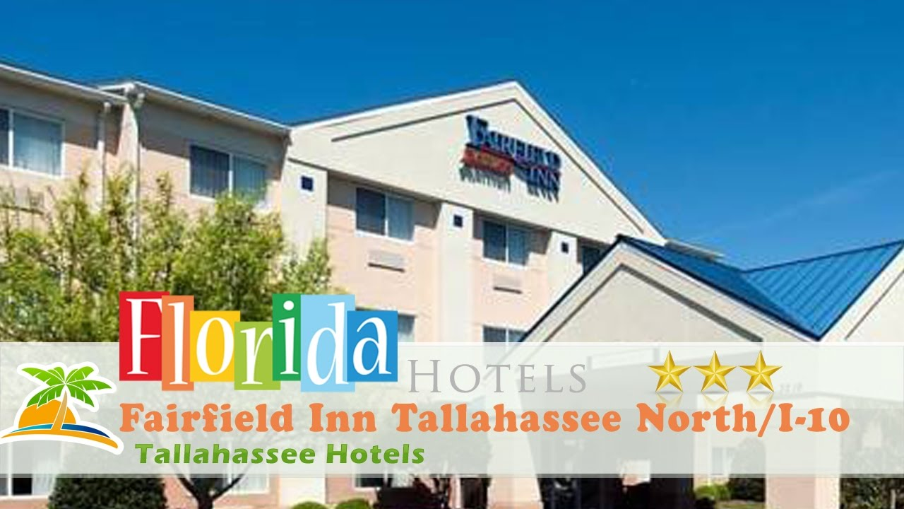 Fairfield Inn Tee North I 10 Hotels Florida