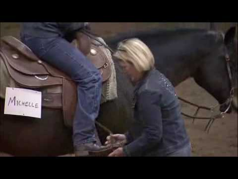Establishing the Correct Horsemanship Leg Position, provided by eXtension