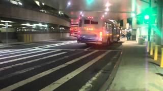 Port Authority of NY & NJ Orion VII HEV 4986 @ Newark Liberty Int