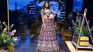Jayanti Reddy |  Fall/Winter 2019/20 | Lakme Fashion Week