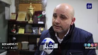قوات الدرك تعمل على تأمين بعثة المنتخب الوطني للسيدات العائدة من البحرين - (17-1-2019)
