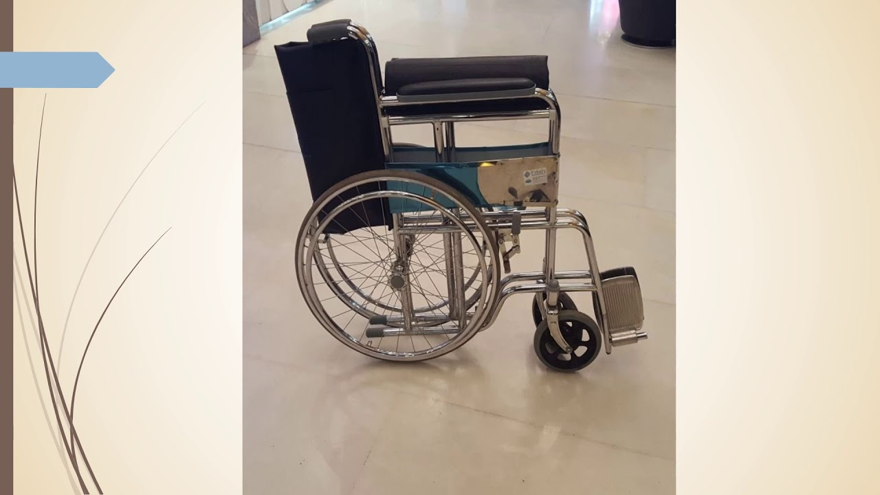 Tekerlekli Sandalye 02164052525 02164052545 Youtube