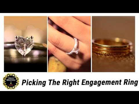 How To Buy The Perfect Engagement Ring?