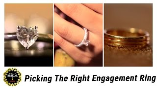 Bridal Jewelry Guide | How To Buy The Perfect Engagement Ring | Fashionable Tips