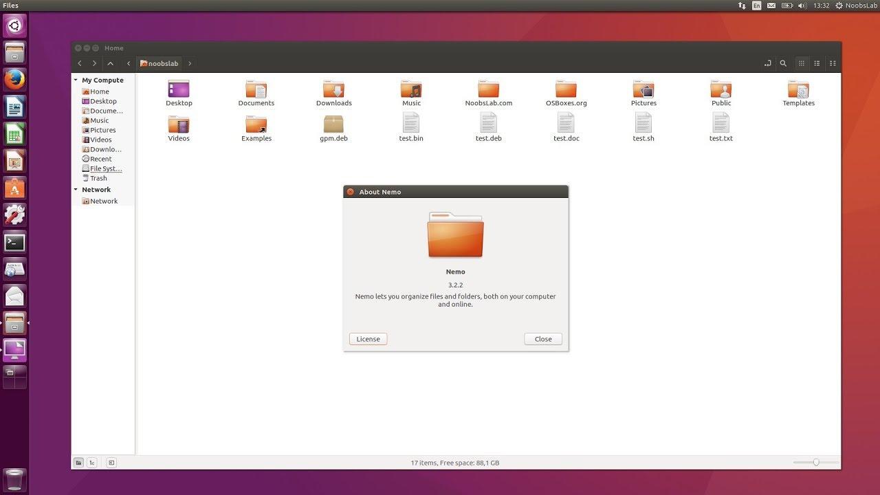 Chia sẻ file trên Ubuntu qua mạng LAN