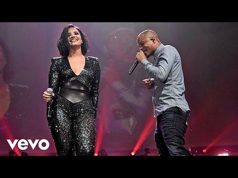Demi Lovato & T.I. - Live Your Life (Live On Honda Civic Tour: Future Now)