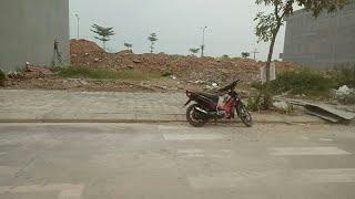 Mảnh đất đẹp, sổ đỏ, tại Khu đô thị Đẹp Rùa Vàng thị trấn Vôi, Lạng giang,BG #anculacnghiep #ruavang