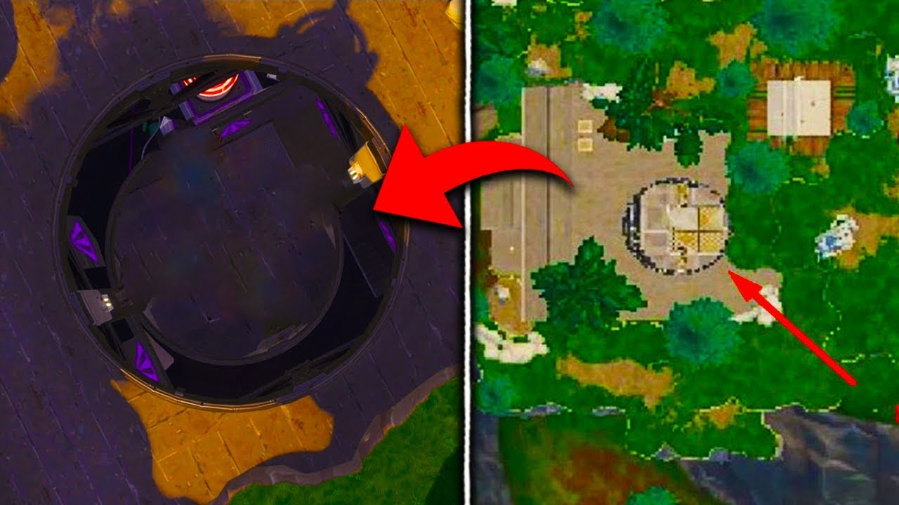 new fortnite map changes leaked update v4 5 the rocket has launched moisty mire destroyed - fortnite update v4 5