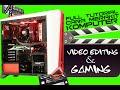 #8 Komputer DESAIN GRAFIS   PC GAMING I7 6700k+GTX 1070 & Cara MERAKITNYA