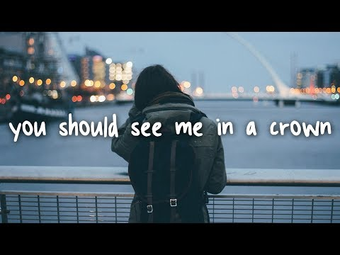 billie eilish - you should see me in a crown // lyrics
