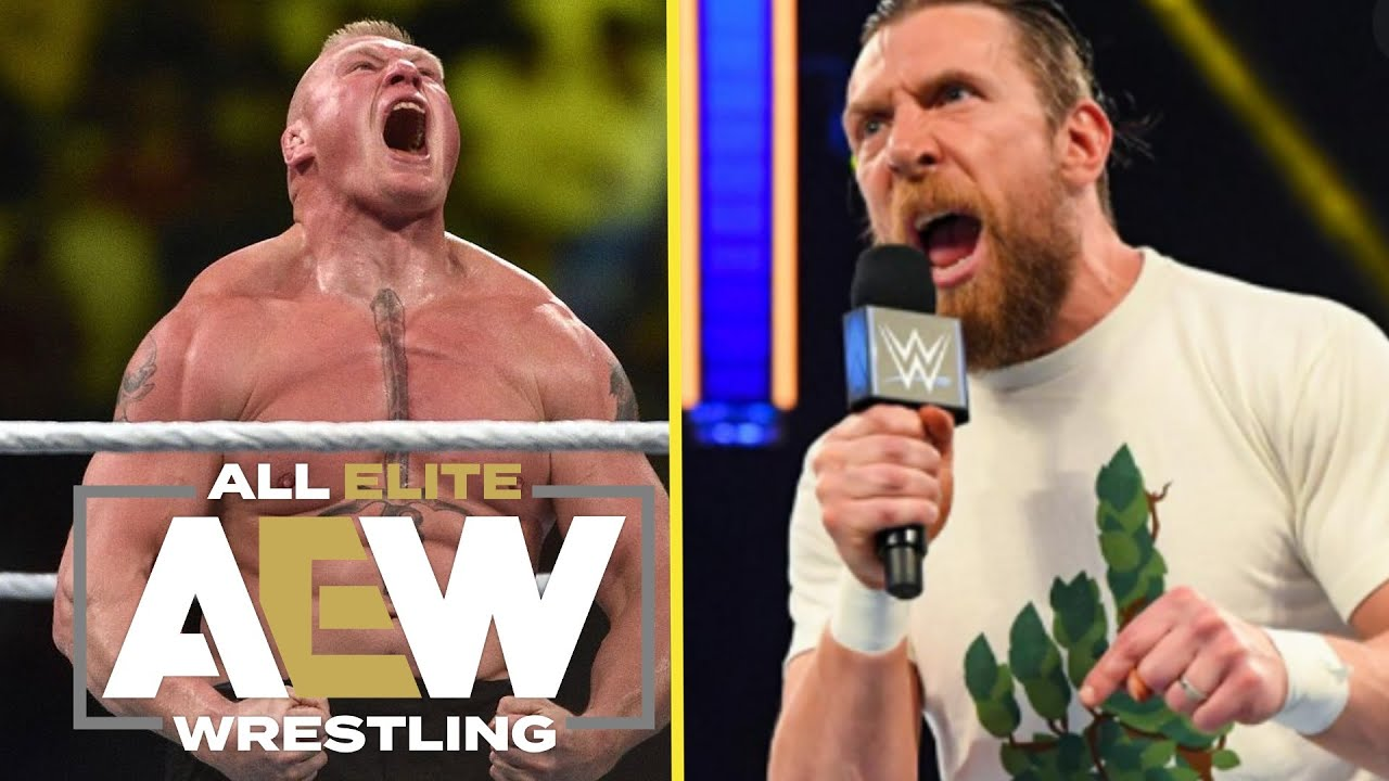 Brock Lesnar SIGNS With AEW? WWE FURIOUS With Star... Daniel Bryan UPSET WWE? Sheamus STOLEN FROM