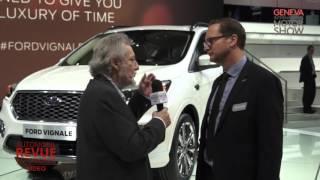 Salon de l´automobile Genève 2016: Ford