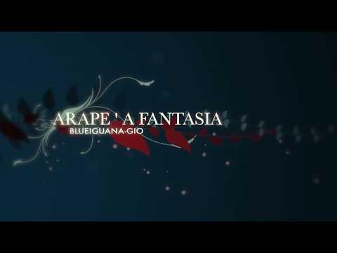 Arape 'a fantasia - poesia di Giovanni Maglione