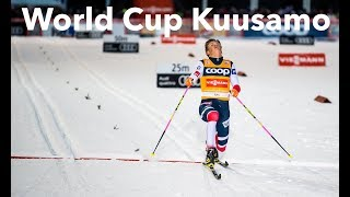 World Cup Kuusamo | Vlog 47