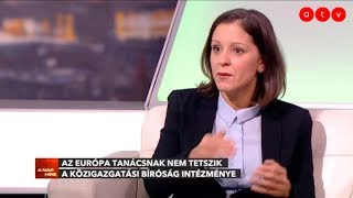 Szél Bernadett - ATV A nap híre