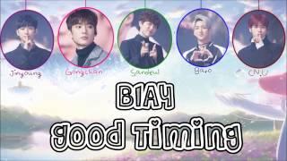 B1A4 - Good Timing