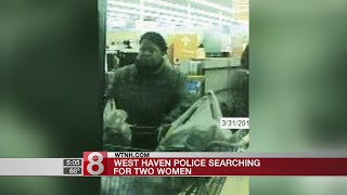 West Haven police ask for help in identifying 2 women