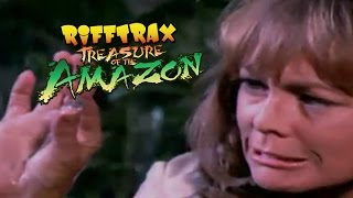 Treasure of the Amazon - RiffTrax Trailer