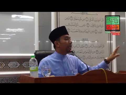 Ustaz Dato' Dr Mohd Izhar Ariff (kredit oleh Dean Al Barakah)