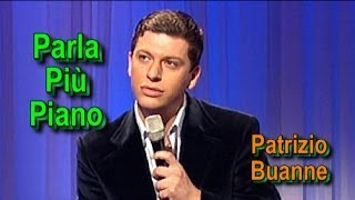 Parla Piu Piano (Speak Softly Love) Patrizio Buanne (Subtitles: español, English,& Italian,)