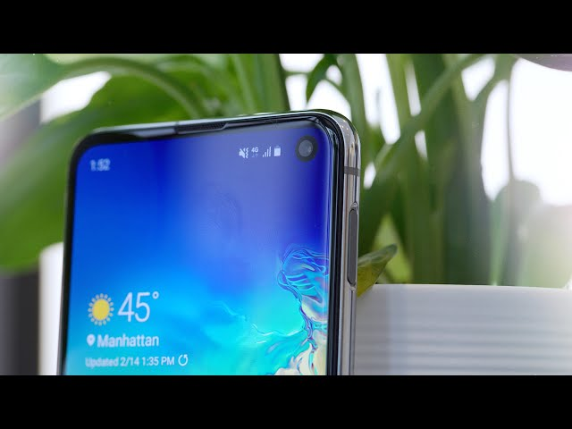 Samsung Galaxy S10E Impressions!