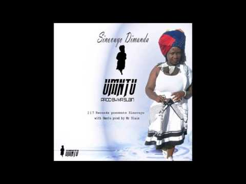 02_Sinovuyo Dimanda-Umntu (Prod.Mr Slain) (Audio)