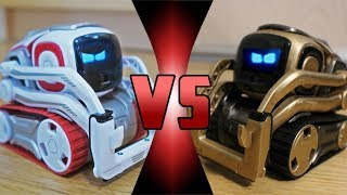 ROBOT DEATH BATTLE! - ROBOT DEATH BATTLE! - Cozmo VS Gold Cozmo - BATTLE BOTS 2018!