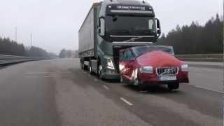 Тестирование систем активной безопасности Volvo(, 2013-02-11T02:18:46.000Z)