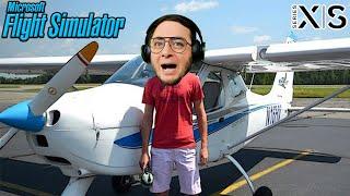 Gamepad ile Microsoft Flight Simulator Oynamak (Xbox Series S ile Oynadık)
