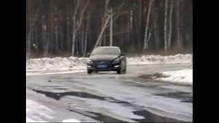 Тест-драйв Volvo S60 в программе