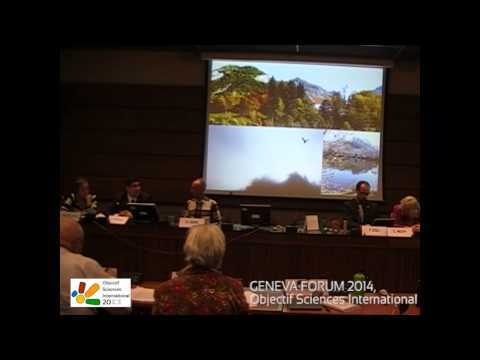 """GENEVA FORUM - RIGHTS OF NATURE - QUESTIONS to David DENE and Alexandra POSTELNICU"""