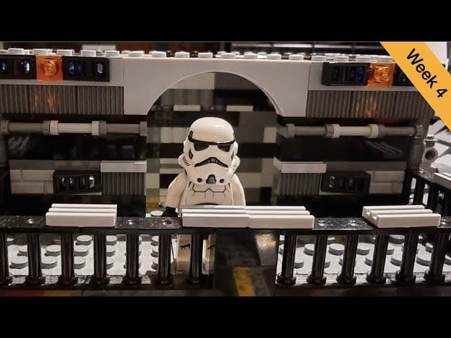 Lego Star Wars Ring of Kafrene Moc | Folge 4 | Eine Lego SW Stadt entsteht | Brickstory Moc Contest