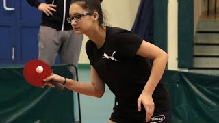 Mistrzostwa Ostro³êki w Tenisie Sto³owym Kobiet