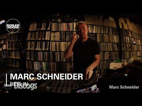 Marc Schneider Boiler Room Berlin DJ Set