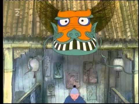 Animated Tale- The Magic Paintbrush