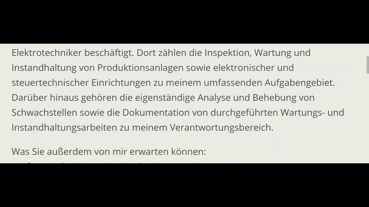 Bewerbungsschreiben Als Techniker B2 Telc Youtube