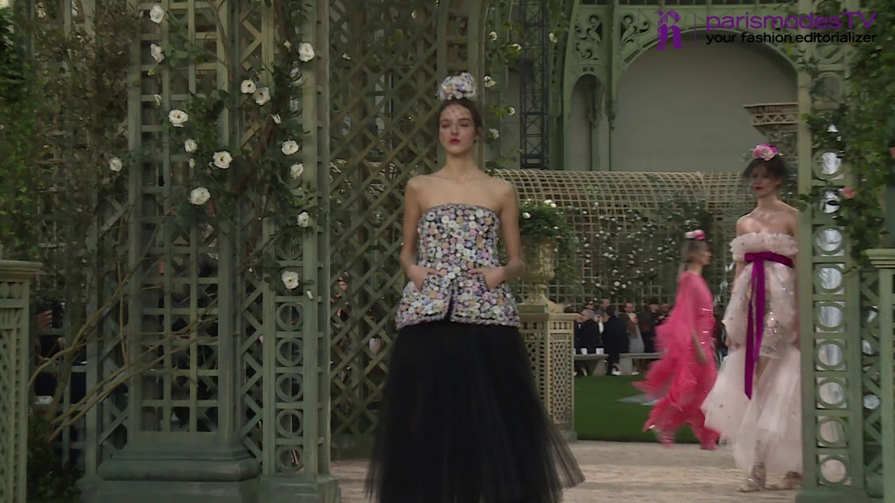 Chanel: Haute Couture show Spring/Summer 2018