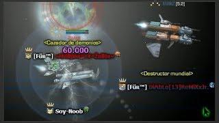 Darkorbit Un noob en Domination