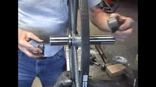 bearing and shafts 1