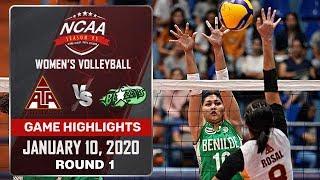 UPHSD vs. CSB  - January 10, 2020 | Game Highlights | NCAA 95 WV