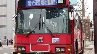 長崎県営バス(長与8A17:中央橋→北陽小学校前)