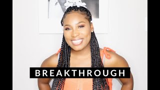 Divine Breakthrough!
