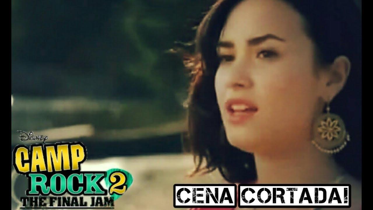 Camp Rock 2 Versao Estendida Cena Cortada Do Filme Youtube