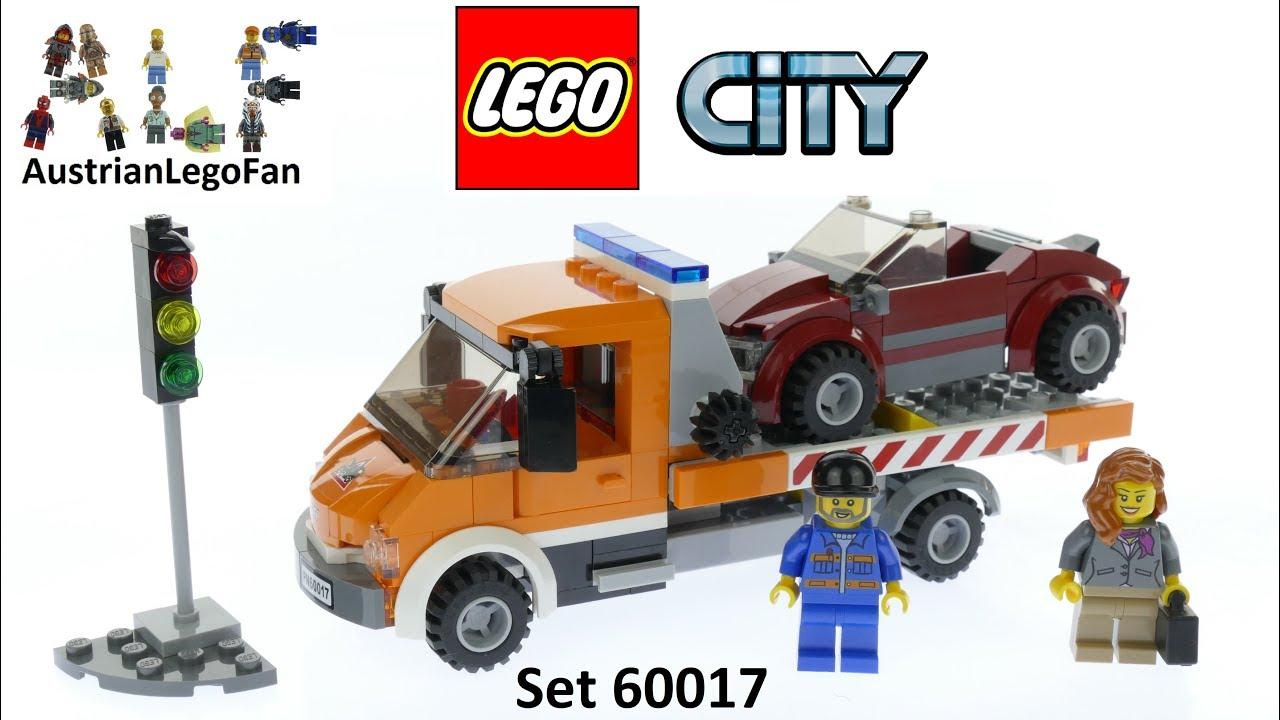 LEGO CITY 60017 Flatbed Truck Lego 60017 New