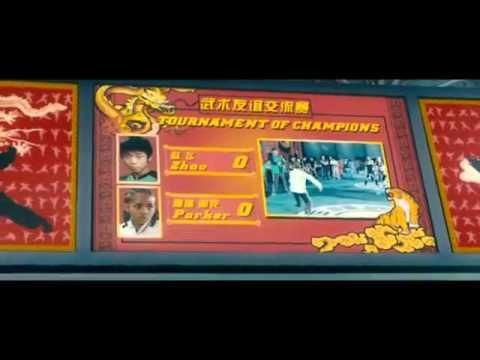 The Karate Kid tournament part 1