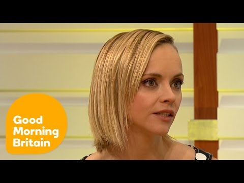 Christina Ricci on Playing Zelda Fitzgerald | Good Morning Britain