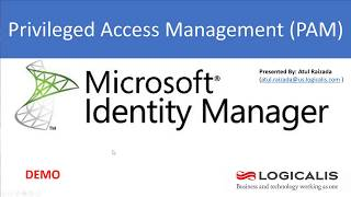 Gambar cover Privileged Access Management DEMO