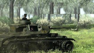 ДЕТАЛЬНЕЙШИЙ СИМУЛЯТОР ТАНКА ВТОРОЙ МИРОВОЙ ВОЙНЫ ! Стальная Ярость 1942